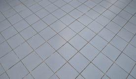 Vista superiore del fondo di struttura del pavimento Tiled immagini stock