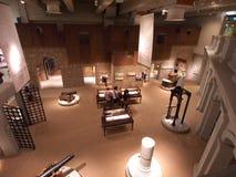 Vista superiore del museo di Hong Kong Fotografia Stock