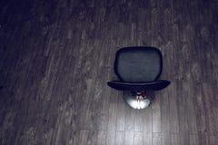 Vista superiore della sedia di Antivari Immagine Stock Libera da Diritti