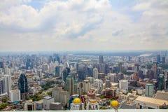 Vista superiore di Bangkok Fotografie Stock
