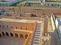 Vista superiore su Medina di Susa, Tunisia immagine stock libera da diritti