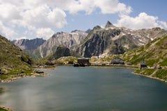 Vista svizzera Fotografia Stock