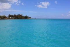 Vista tranquilla del mare Fotografia Stock