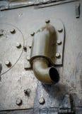 Vista traseira do tanque Fotografia de Stock Royalty Free