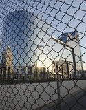 Vista urbana Immagine Stock Libera da Diritti