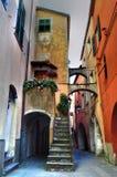 Vista Varese Ligure, Liguria, Italy foto de stock royalty free