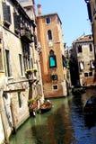 Vista a Venezia (Venezia, Vinegia, Venexia, Venetiae) Fotografia Stock