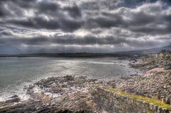 Vista verso Tralee fotografia stock