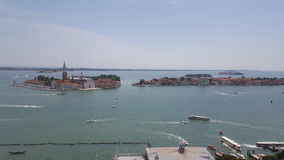 Vistas bonitas de Veneza Imagens de Stock Royalty Free