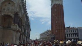 Vistas bonitas de Veneza Fotos de Stock Royalty Free