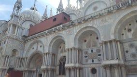Vistas bonitas de Veneza Imagens de Stock