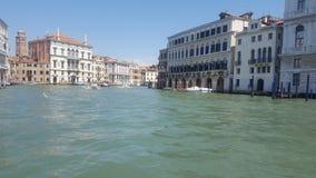 Vistas bonitas de Veneza Foto de Stock Royalty Free