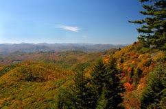 Vistas d'automne Images libres de droits