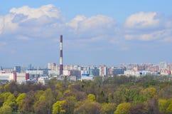 Vistas da cidade de St Petersburg Fotografia de Stock Royalty Free