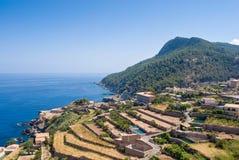 Vistas da Espanha fotografia de stock royalty free