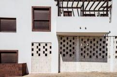 Vistas de Fuerteventura e de suas praias Foto de Stock Royalty Free