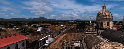 Vistas de Granada Fotos de Stock