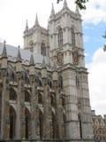 Vistas de la abadía de Westminster en Londres, Inglaterra Imagen de archivo libre de regalías