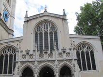 Vistas de la abadía de Westminster en Londres, Inglaterra Fotografía de archivo