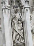 Vistas de la abadía de Westminster en Londres, Inglaterra Imagenes de archivo