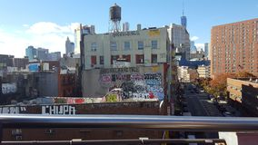 Vistas de la ciudad Imágenes de archivo libres de regalías