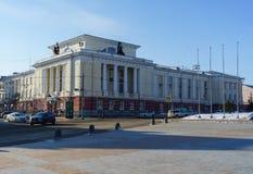 Vistas de la ciudad de Orel foto de archivo libre de regalías