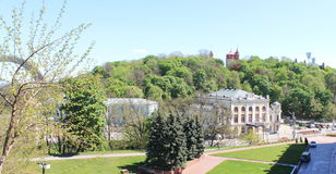 Vistas de la ciudad vieja Imagen de archivo