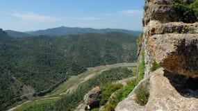 Vistas de las montañas imágenes de archivo libres de regalías