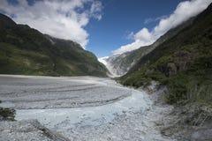 Vistas de las montañas de Nueva Zelanda - Dan Yeger foto de archivo