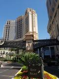 Vistas de Las Vegas imagen de archivo libre de regalías