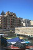 Vistas de Malta Imágenes de archivo libres de regalías