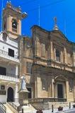 Vistas de Malta Fotografía de archivo libre de regalías