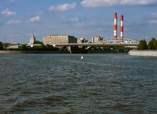 Vistas de Moscú Fotografía de archivo