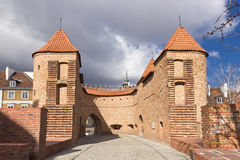 Vistas de Poland. Fotos de Stock