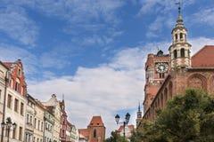 Vistas de Polonia. Fotografía de archivo