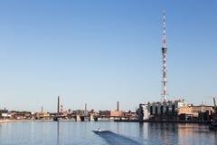 Vistas de St Petersburg Imagens de Stock Royalty Free