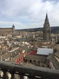 Vistas de Toledo stock photos