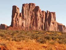 Vistas do oeste americano Imagens de Stock Royalty Free