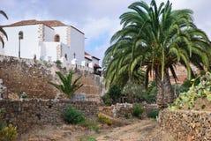 Vistas em Betancuria, Fuerteventura Imagem de Stock Royalty Free
