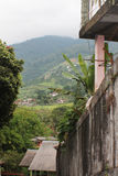 Vistas en el área de Java, Indonesia fotografía de archivo libre de regalías