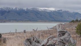 Vistas escénicas de Glaciar Perito Moreno, EL Calafate, la Argentina fotos de archivo libres de regalías