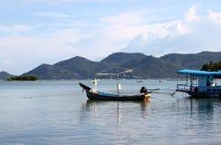 Vistas escénicas de la costa costa de la isla Koh Samui Imagen de archivo libre de regalías