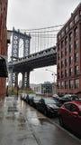 Vistas extravagantes em dias chuvosos Imagem de Stock Royalty Free