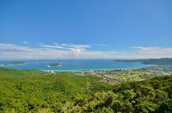Vistas inesquecíveis de Hainan Imagem de Stock Royalty Free