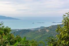 Vistas para o mar bonitas Foto de Stock