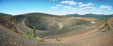 Vistas rewarding de poucos lagos do vale Fotografia de Stock Royalty Free