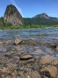Vistas rochosas Imagem de Stock