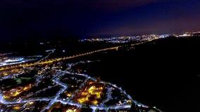 Vistazo de medianoche Imagenes de archivo