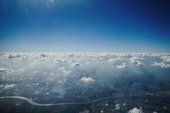 Viste aeree del Portogallo Fotografia Stock Libera da Diritti