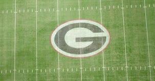 Viste aeree di Sanford Stadium immagini stock